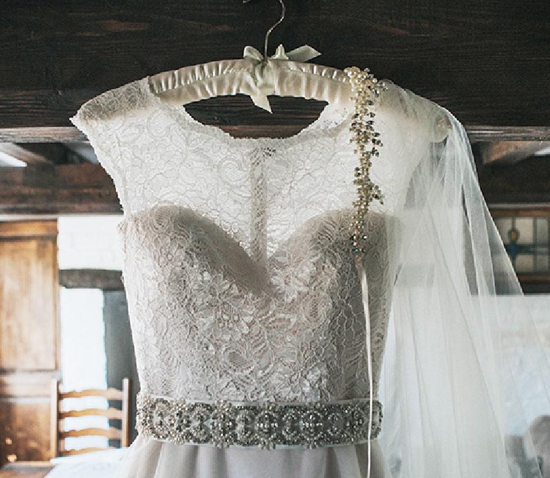 翌日ドレスが届きます かけがえのない一日をイメージ
